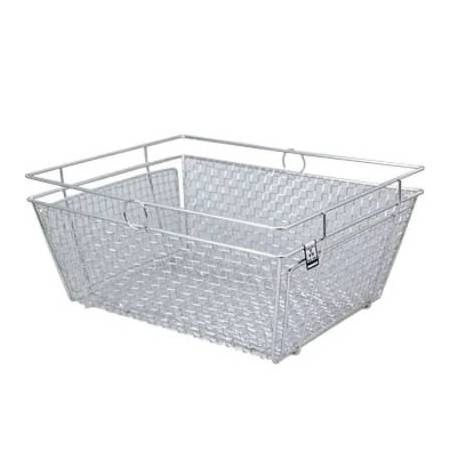 Basket Making Tools Supplies : Stainless steel cleaning basket ultrasonic cleaner