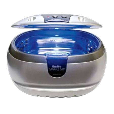 Sparkle spa ultrasonic jewelry cleaning jewelry cleaner for Sparkle spa pro jewelry cleaner reviews
