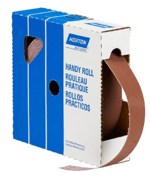Norton Metalite Cloth Roll, Grit  #240