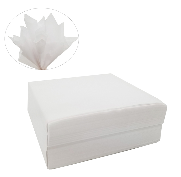"4"" x 4"" Anti Tarnish White Tissue (Pack of 1000 Sheets)"