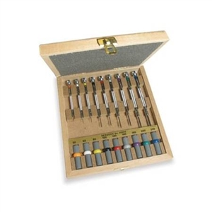 30009 Bergeon Set Screwdrivers