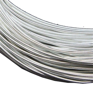French Wire White Thin