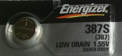 Eveready 387S Battery