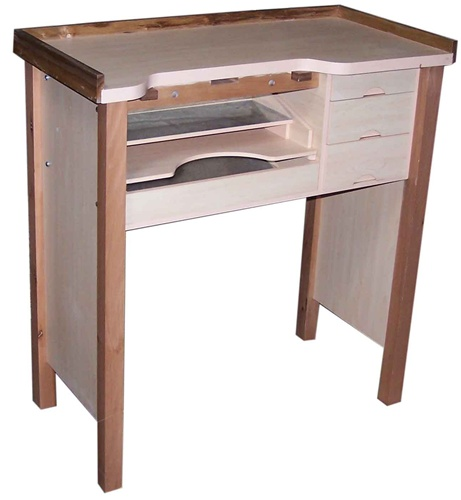 jewelry benches for sale jewelers bench becnhmate jewelry supplies 2102