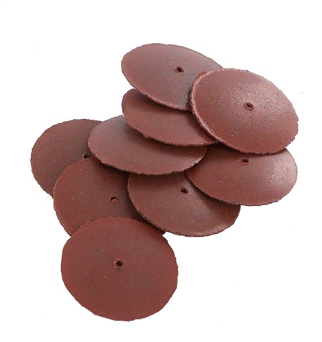 CRATEX® ABRASIVES tapered, no. 5. fine, red