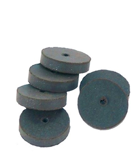 CRATEX® ABRASIVES wheel, no. 54 extra fine, grey