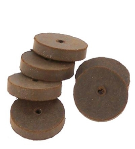 CRATEX® ABRASIVES wheel, no. 54 medium, brown