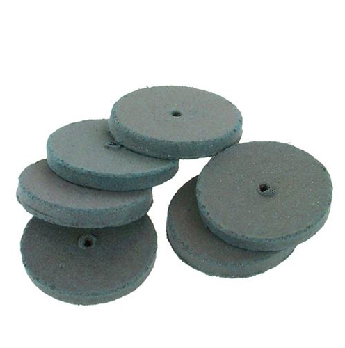 CRATEX® ABRASIVES wheel, no. 80 coarse, green