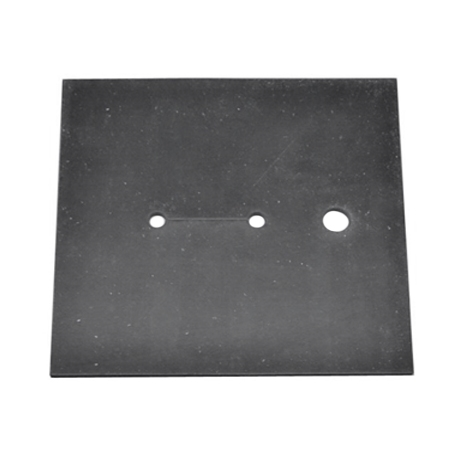RUBBER PAD FOR VACUUM TABLE 12'' X 12''