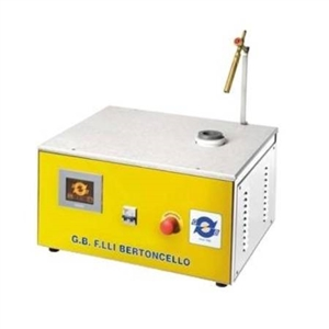Beta 2 Induction Melter with PLC