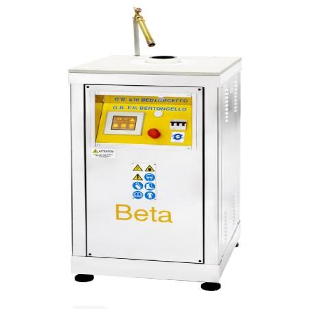 Beta 5 Induction Melter with PLC