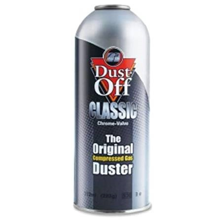 DUST OFF REFILL  8 OZ.CAN