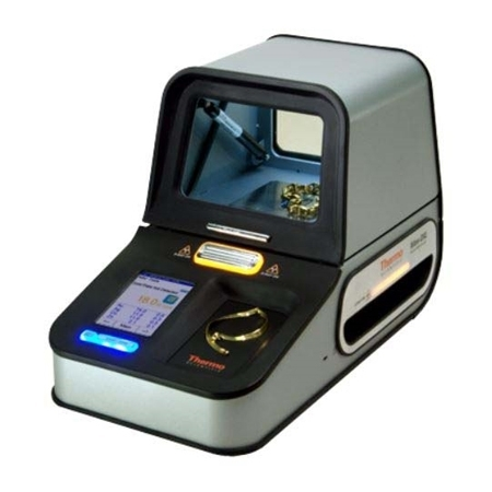 precious Metal analyzer machine detector DXL Desktop Analyzer