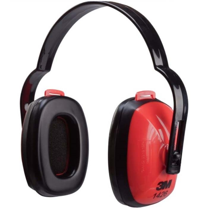 3M EAR MUFF HEARING PROTECT.