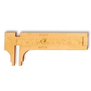 Brass Sliding Gauge  60MM