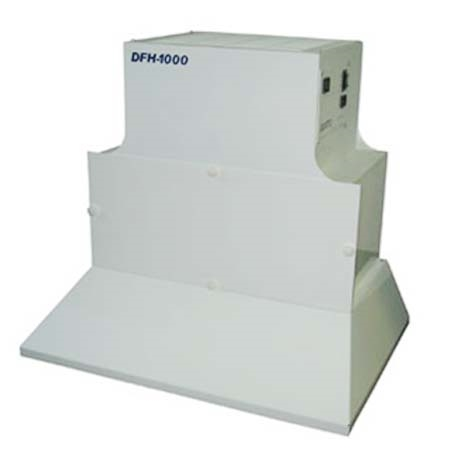 Dustless Fume Hood 360 CFM