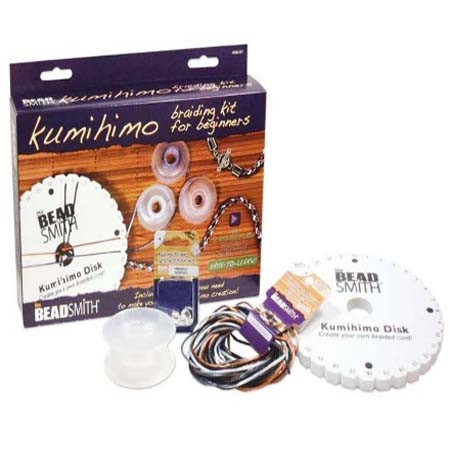 Kumihimo Braiding Kit for Beginners