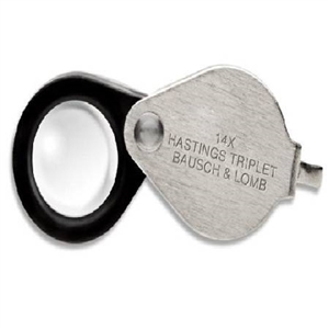Diamond Loupe - 18MM LOUPE TRIPLET 14X
