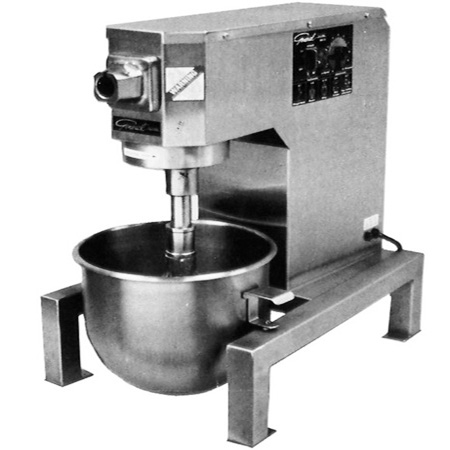 Investment Mixer 220V