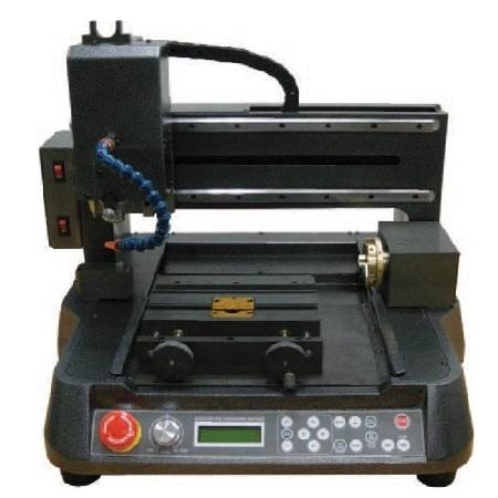 Name Plate Cutting and Engraving Machine