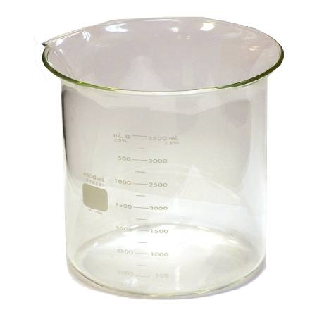 Pyrex Beaker - 4000ml