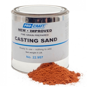 Sand only (5 lb.)