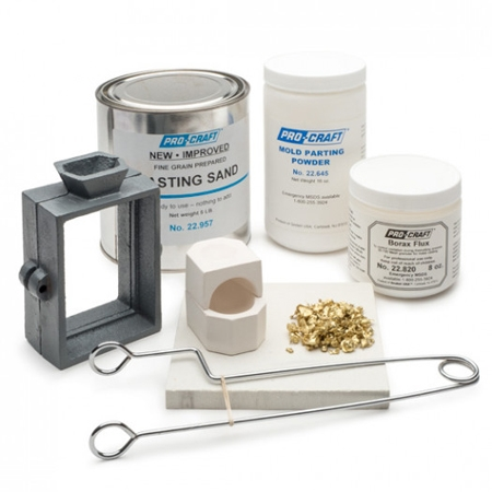 Sand Casting Set Casting Jewelry Making Supplies