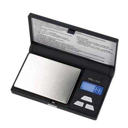Ohaus YA 500g x .1g Pocket Scale
