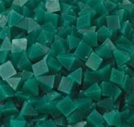 1//4 X 1//4 X 1//4 Pyramid Plastic Tumbling Media 2 Lb X General Purpose