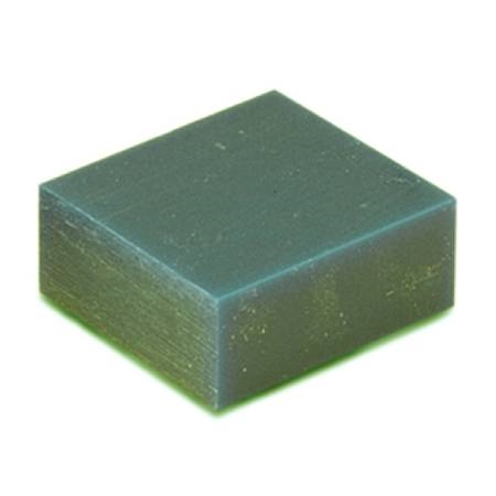 FILE -A- WAX, WAX BLOCK 1/2 LB GREEN