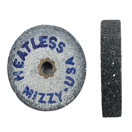 "Heatless Mizzy Wheel 1/2"" x 3/16"""