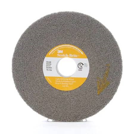 3M Deburring and Finishing Wheel Fine - Soft