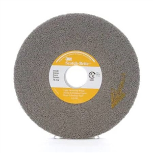 3M Light Deburring Wheel Medium