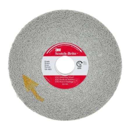 3M Deburring and Finishing Wheel Medium - Soft