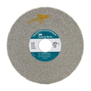 3M Deburring and Finishing Wheel Medium - Medium