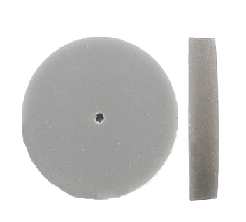 Abrasive/Polisher - PUMICE WHEEL 22X3 Fine