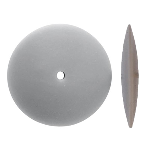 Abrasive/Polisher - Pumice Wheel Tapered Fine