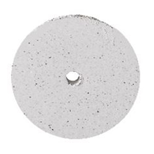 SILICON WHITE WHEEL 5/8 COARSE