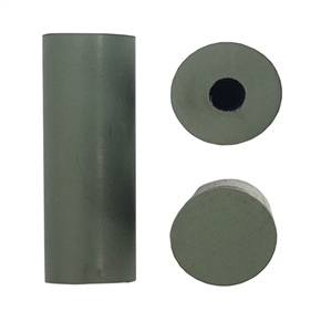 Gumees Polishing Wheel Cylinder 7/8 x 1/4 Green, Medium