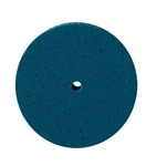 Eveflex Polishing Wheel 7/8 Blue, Coarse