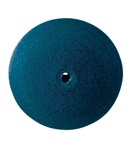 Eveflex Polishing Wheel Knife Edge 7/8 Blue, Coarse