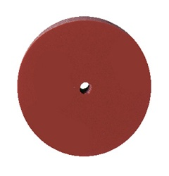Eveflex Polishing Wheel 7/8 Red, Fine