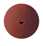 Eveflex Polishing Wheel Knife Edge 5/8 Red, Fine