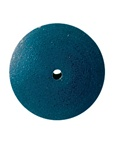 Eveflex Polishing Wheel Knife Edge 5/8 Blue, Coarse