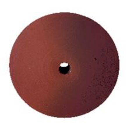 Eveflex Mounted Polishing Wheel Disc Small Red, Fine