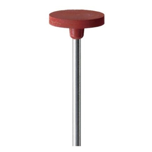 Eveflex Mounted Polishing Wheel Red, Fine