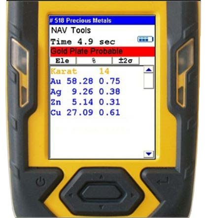 Niton Gold Xrf Analyzer Xl2